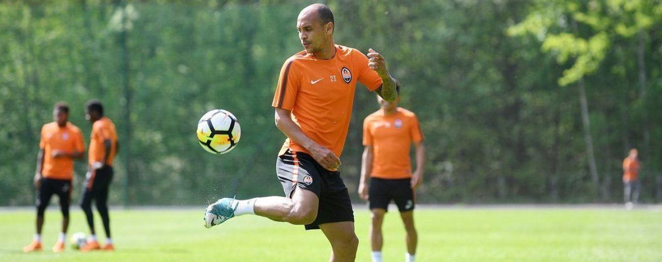 """""""Шахтар"""" подовжив контракт з бразильським півзахисником"""