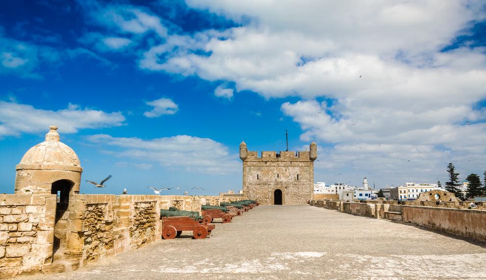 Ес-Сувейра, Марокко, фортеця