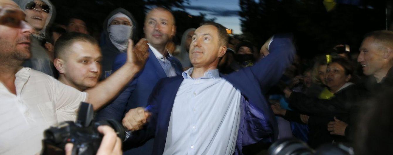Брат Рудьковского наотрез отказался комментировать сообщения о задержании экс-министра