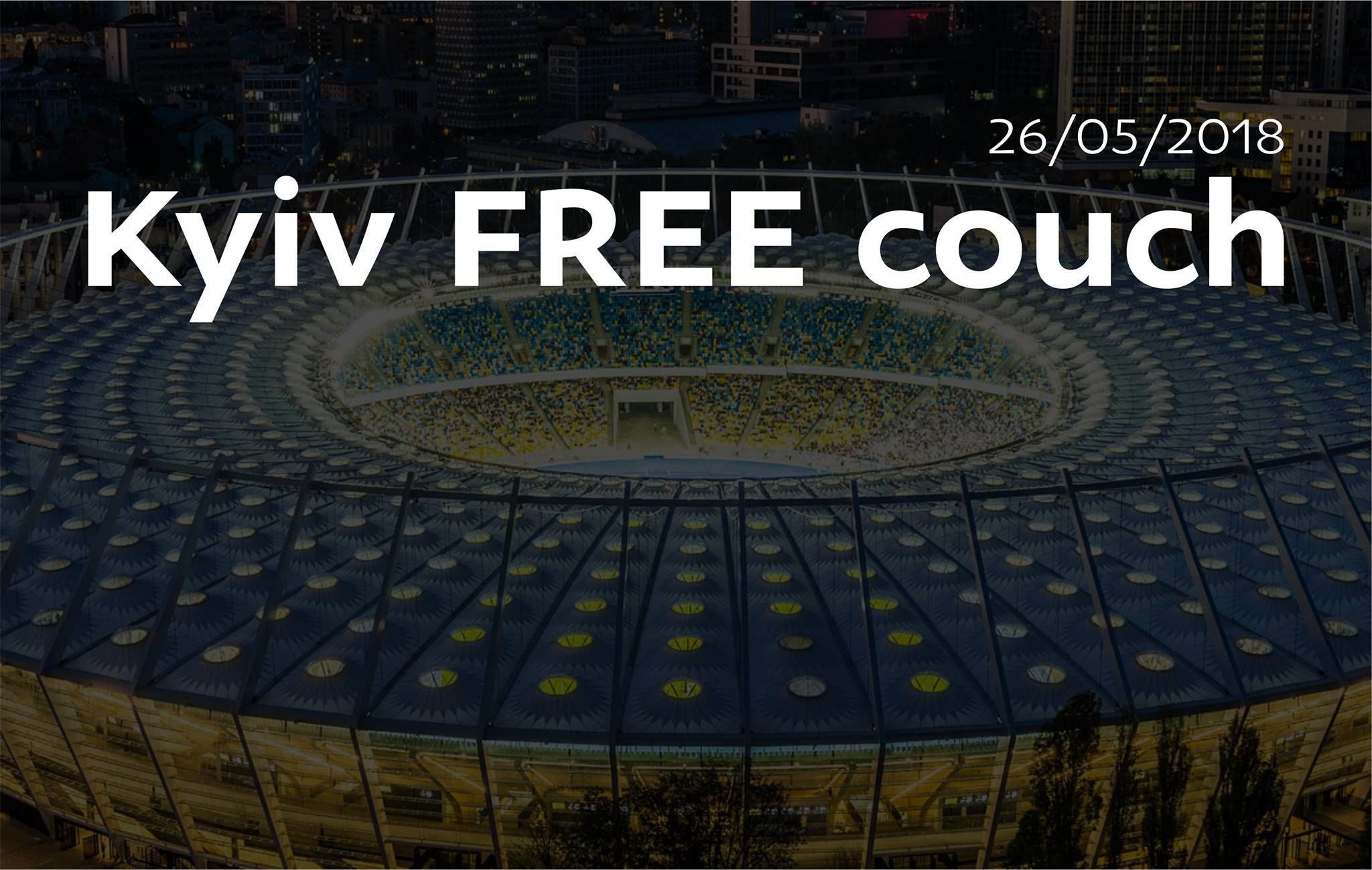 kyiv free couch