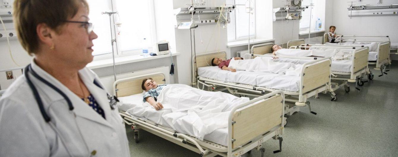 Отравление на школьной линейке в Черкассах. К врачам обратились больше 90 детей