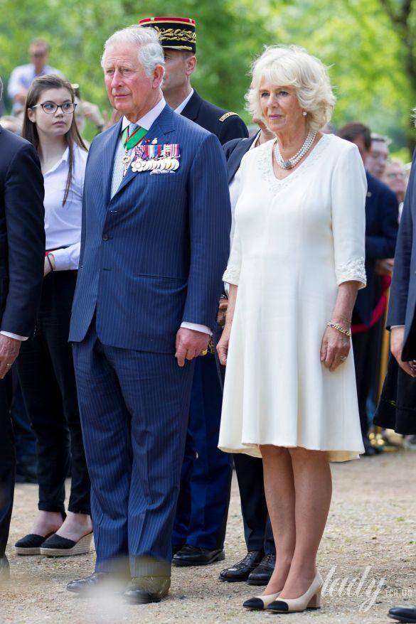 Герцогиня Корнуольская Камилла и принц Чарльз_7