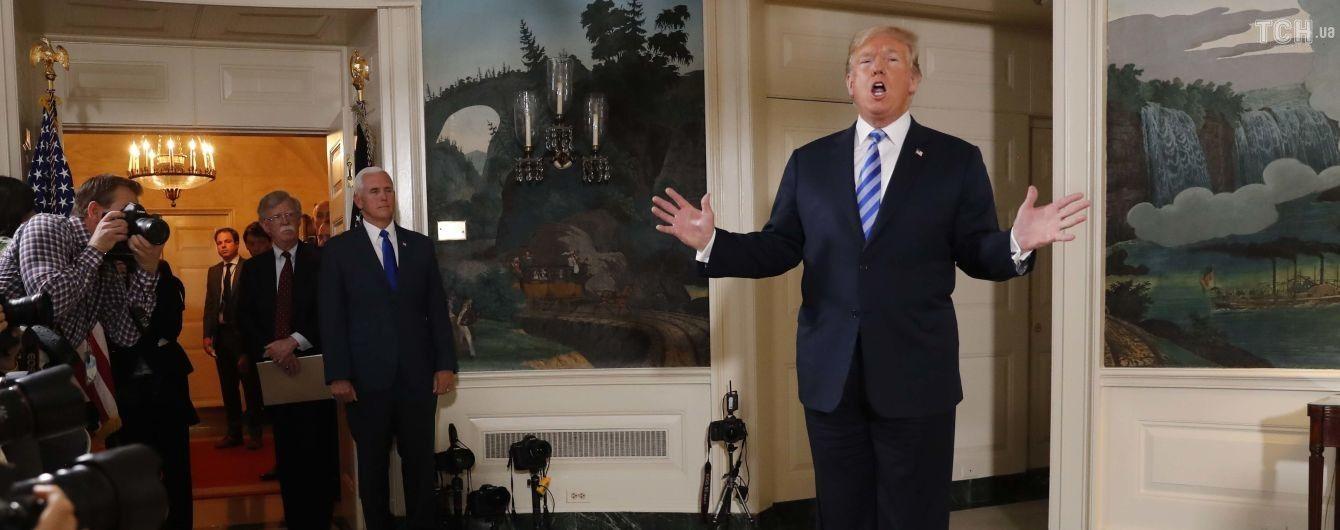 Внаслідок американських санкцій проти Ірану можуть постраждати європейські компанії