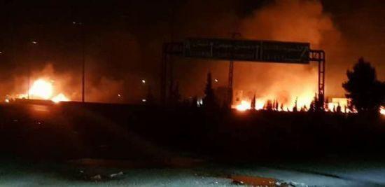 Армія Ізраїлю звинуватила Іран в масованому ракетному обстрілі Голанських висот