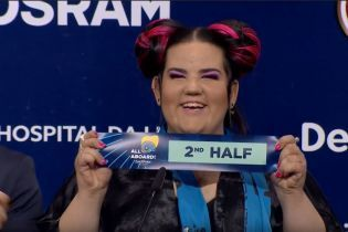 """Стало известно, в какой части финала выступит первая десятка финалистов """"Евровидения-2018"""""""