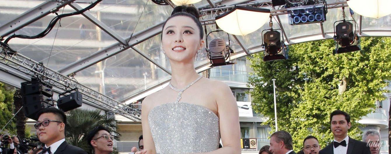 Самый нежный образ: актриса Фань Бинбин на красной дорожке Каннского кинофестиваля