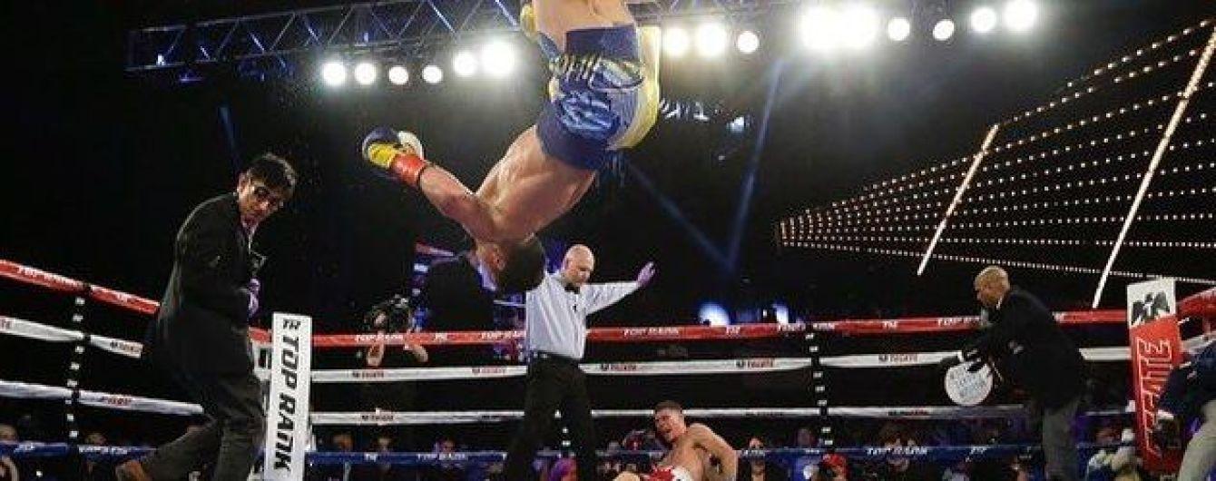 Ломаченко пообещал установить рекорд в бою с Линаресом
