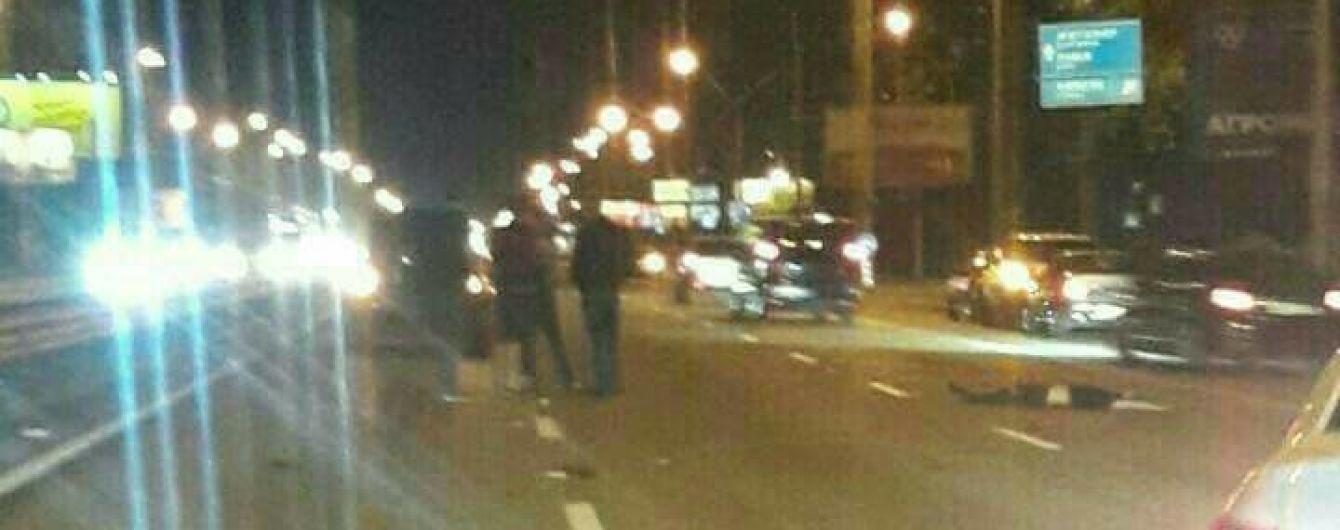 Стали известны подробности ночного ДТП в Киеве с участием военного