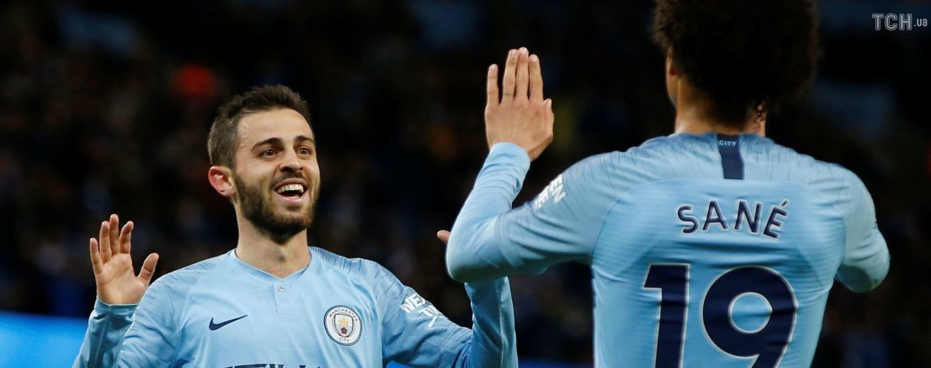 """Манчестер Сити"" побил рекорд АПЛ по количеству голов за сезон"