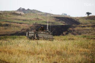 Ізраїль у відповідь на обстріл Голанських висот завдав ракетного удару по Сирії