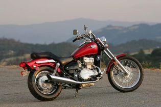 Поиск украденного телефона привел к угнанному мотоциклу