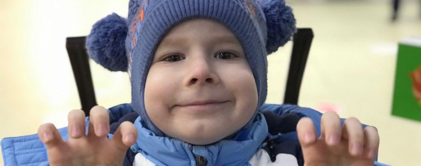Родина Ковтуненків просить про допомогу у лікуванні сина Андрія