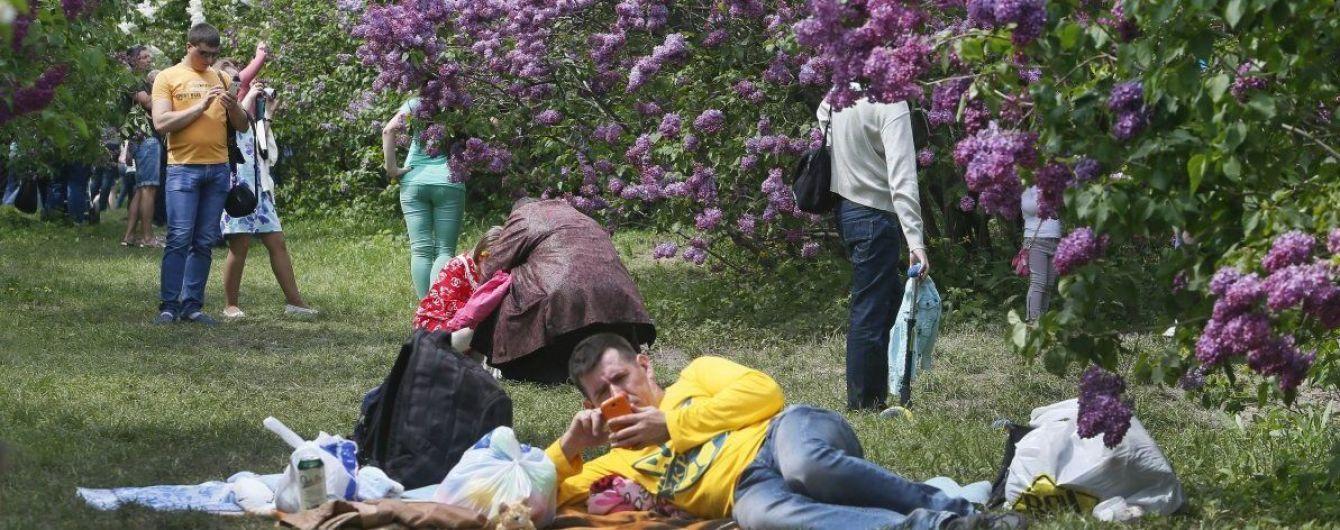Укргидрометцентр предупреждает о заморозках, а выходные будут прохладными и с дождями
