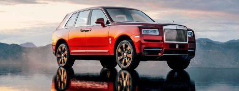 Rolls-Royce с шиком представил самый роскошный и дорогой внедорожник в мире