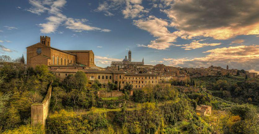 Тоскана, Італія
