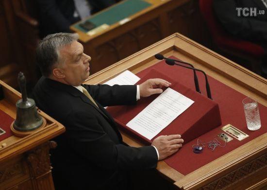 Орбан учетверте очолив уряд Угорщини