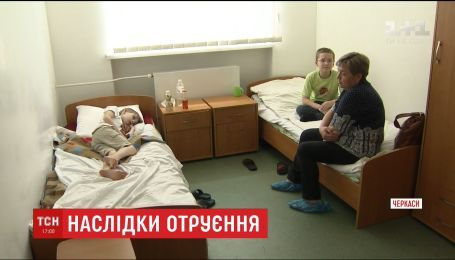 Отруєних черкаських школярів перевели з реанімації до стаціонару
