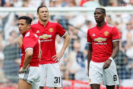"""У Мережі з'явилися фото гламурної форми """"Манчестер Юнайтед"""" на наступний сезон"""