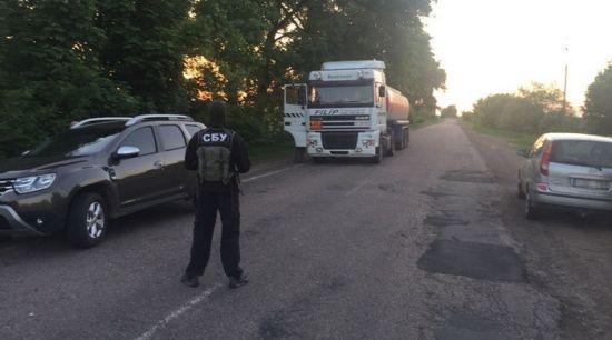 На Чернігівщині спритники вкрали з держпідприємства 36 тонн очищеної нафти