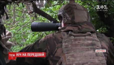 На Приазовье боевики ночью обстреливают украинские позиции из минометов и стрелкового оружия