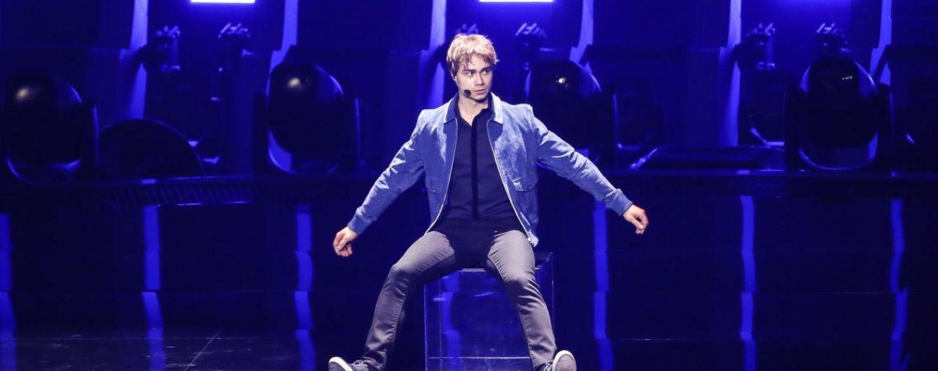 """Віртуальна реальність та запальні танці: енергійний норвежець відкрив другий півфінал """"Євробачення"""""""
