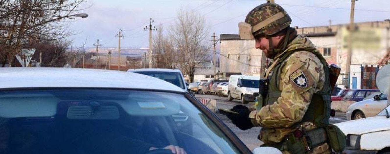 Замість блокпостів на Донбасі поліція створить понад 100 додаткових мобільних патрулів