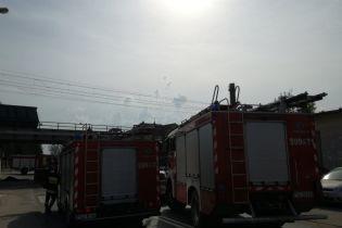 У Польщі перекинулося 30 вагонів із вугіллям