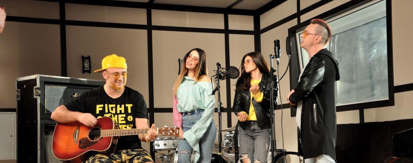 Потап, Позитив, Дядя Вадя, Дорофеева и Michelle Andrade впервые вместе спели на украинском языке