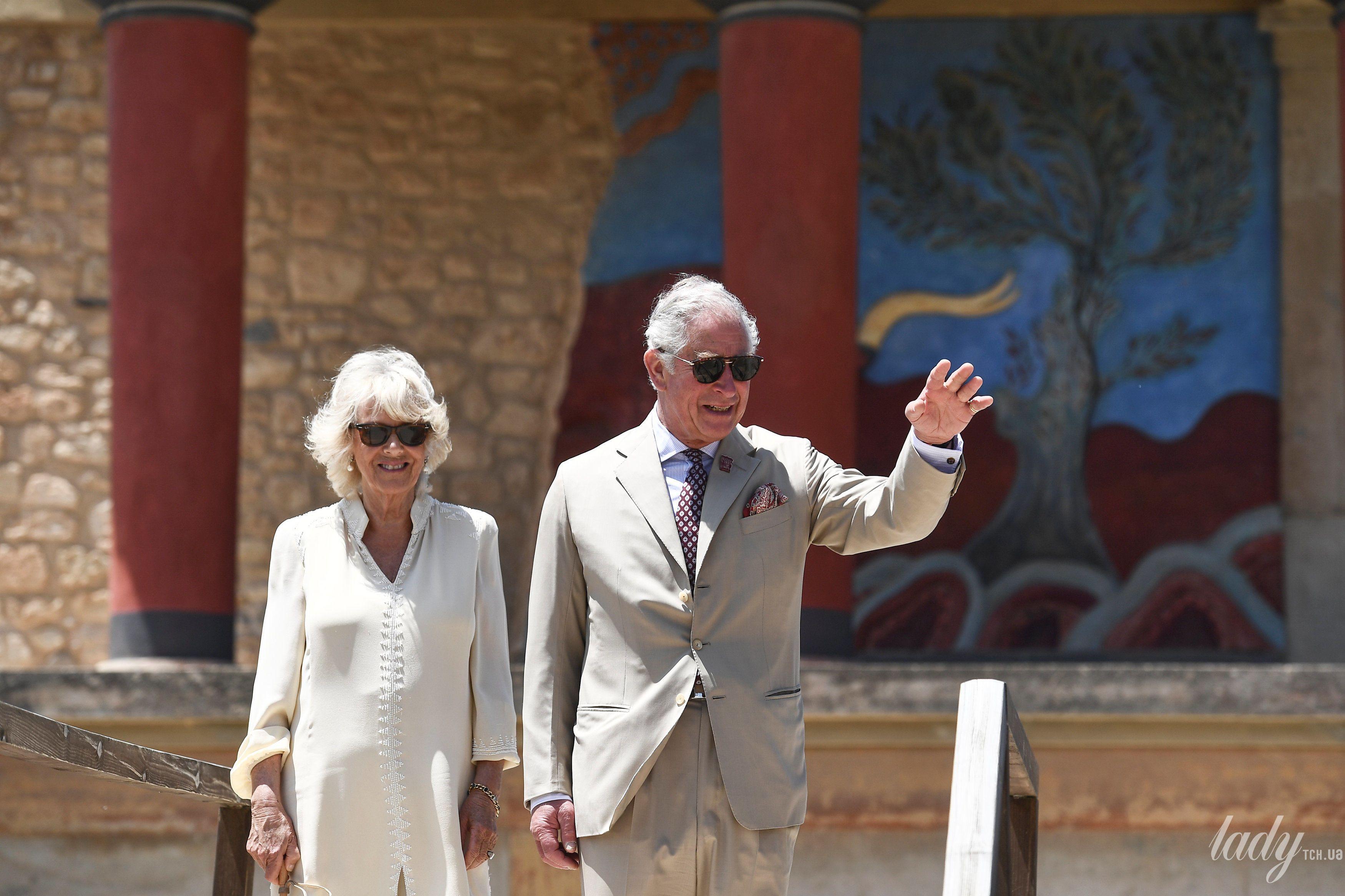 Герцогиня Корнуольская Камилла и принц Чарльз_1