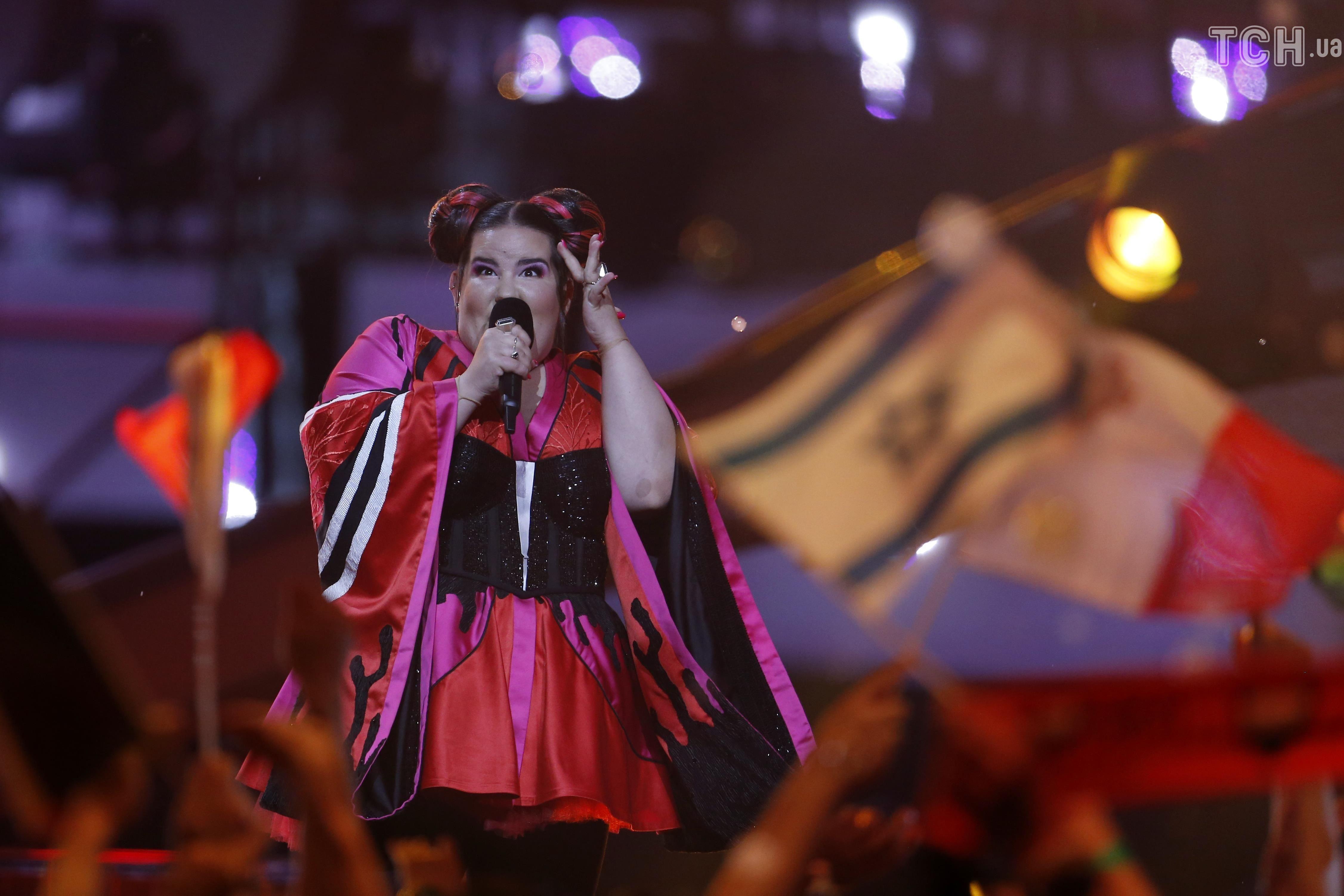 Евровидение-2018: Как голосовали члены жюри изрители заMelovin