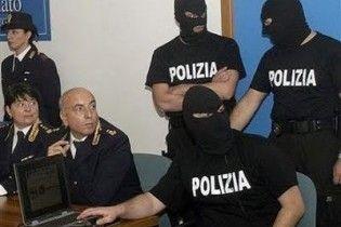 В Италии украинцы побили местного полицейского
