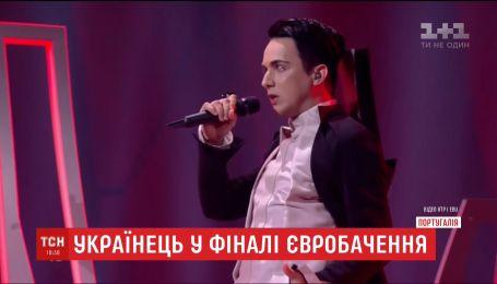 """Учасник """"Євробачення"""" від України MELOVIN готується до виступу у фіналі"""
