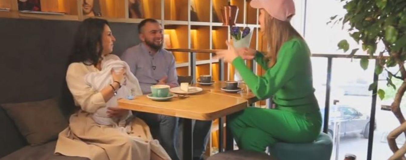 Джамала поделилась, как переживала пока сыну делали обрезание