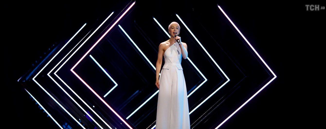 """Организаторы """"Евровидения"""" пркомментировали скандал, случившийся во время выступления Великобритании"""