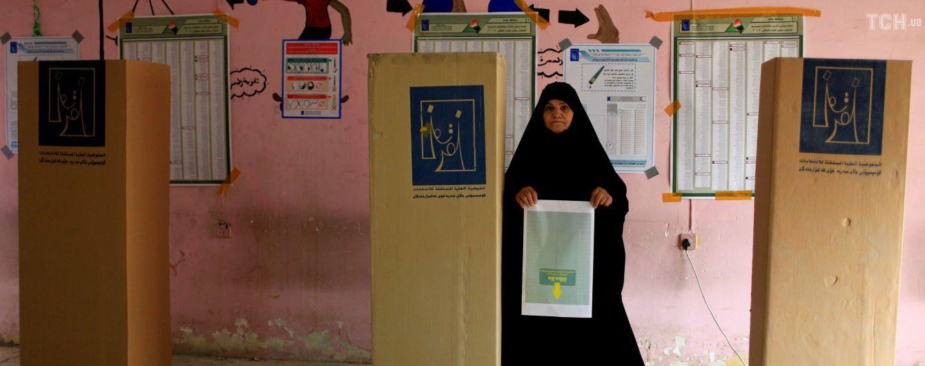 """В Іраку відбулися перші після розгрому """"ІД"""" парламентські вибори"""