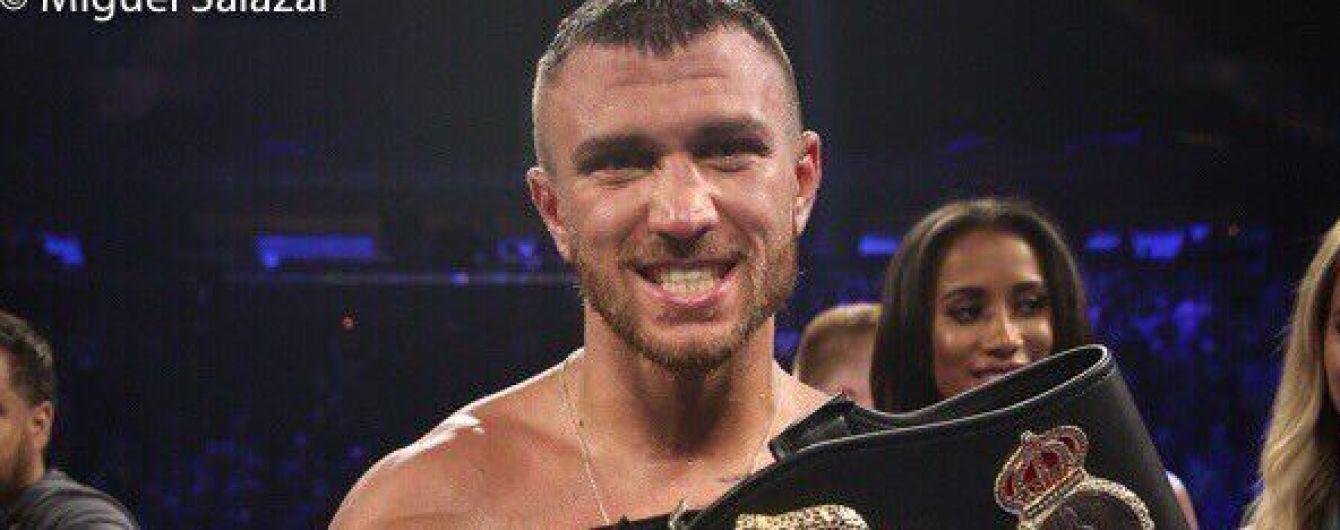 Ломаченко нашел позитив в своем нокдауне