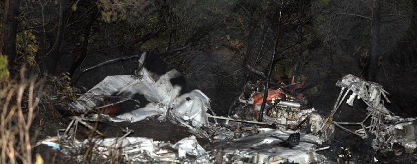 У Каталонії розбився легкомоторний літак. Є загиблі