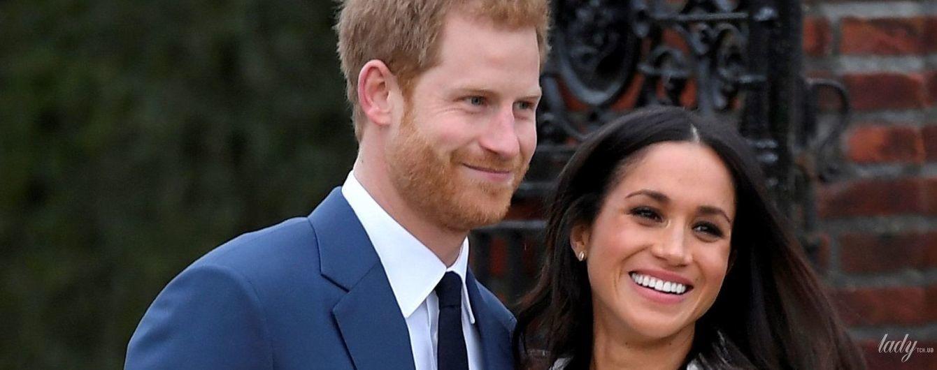 Во дворце объявили дату и место церемонии венчания Меган Маркл и принца Гарри