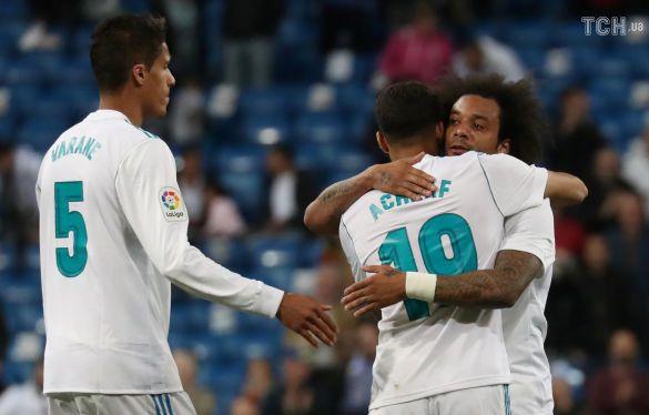 Футболісти Реала