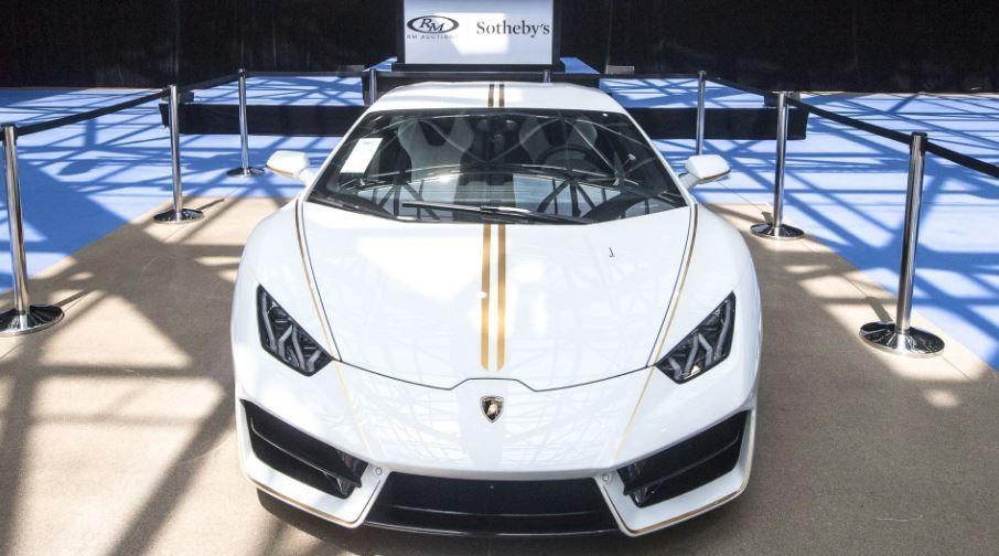 Lamborghini Папи Римського