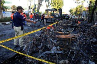 """""""ІД"""" взяла на себе відповідальність за найбільший за останні 13 років теракт в Індонезії"""