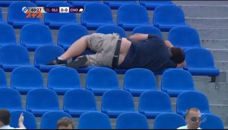 Олимпик - Черноморец - 1:0. Видео матча