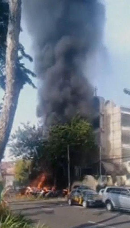 Сімейний теракт стався в Індонезії. Жертвами атаки стали 13 людей