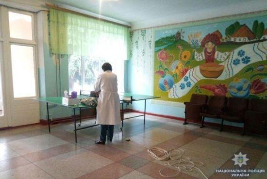 На Донеччині у школі розпилили сльозогінний газ