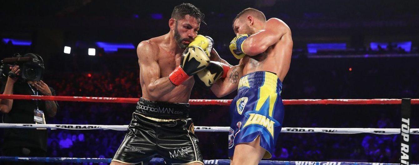 Лінарес перепросив за поразку від Ломаченка та знову згадав про реванш