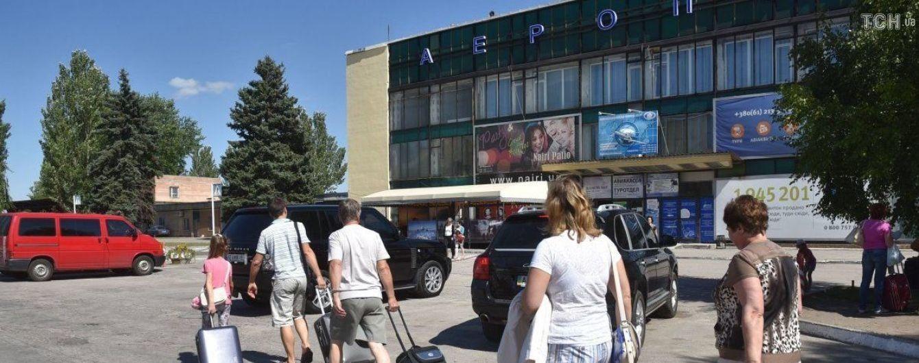 Турецкая лоукост-компания временно будет летать из Харькова вместо Запорожья