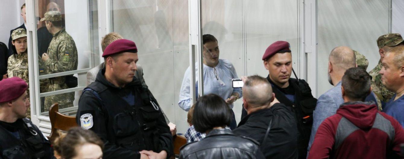 Адвокат Савченко просит провести повторный тест на полиграфе