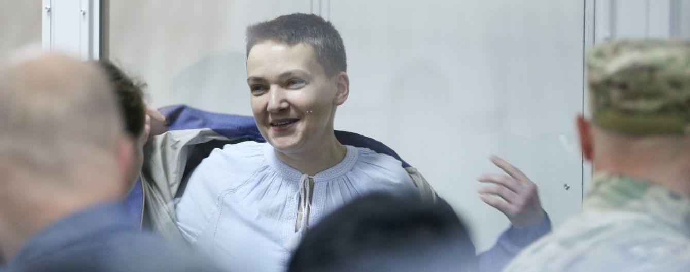 Савченко написала Путину, чтобы разблокировать обмен пленными - СМИ