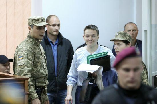 Суд задовольнив відвід судді, який розглядав справу Савченко