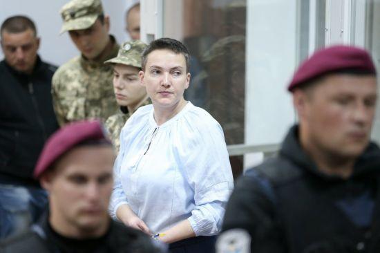 Суд не відпустив Савченко із СІЗО